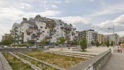Quartier am Hannah-Arendt-Park Seestadt Aspern - STAATSPREIS FÜR ARCHITEKTUR UND NAHHALTIGKEIT 2019___©_KURT HOERBST 2019