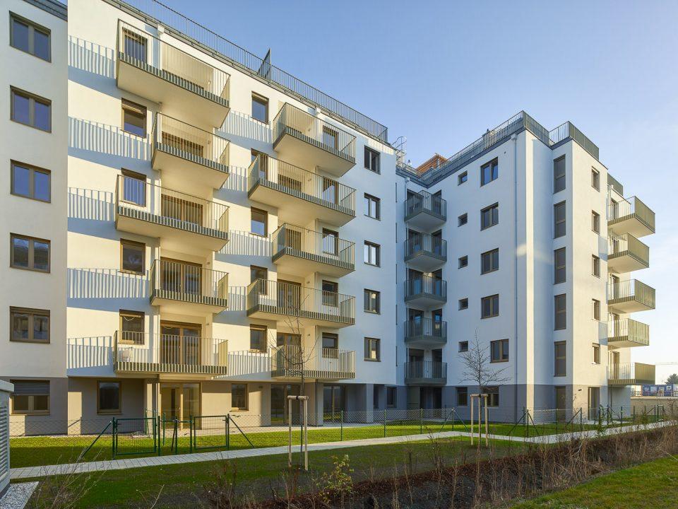 Wohnhaus Grundäckergasse II - Wien von WGA ZT___©_KURT HOERBST 2019
