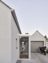 Haus Prammer-Semmler in Linz von Schneider & Lengauer___©_KURT HOERBST 2020