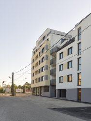 Wohnhaus Saltenstraße 1 von WGA ZT___©_KURT HOERBST 2020