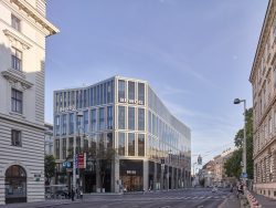 Bürohaus Rathausstraße _ Arge Schuberth und Schuberth / Stadler Prenn / Ostertag___©_KURT HOERBST 2020