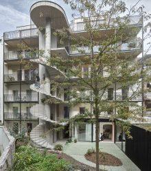 Stadthaus in Linz, Lederergasse_MIA2-ARCHITEKTUR___©_KURT HOERBST 2020