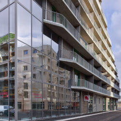 Sirius - Seestadt Aspern von WGA ZT & Helen& Hard Architekten___©_KURT HOERBST 2020