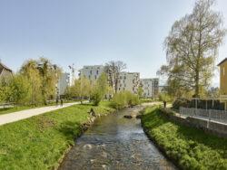 Quartier Rauchmühle, Salzburg von Helen & Hard _ WGA ZT___©_KURT HOERBST 2021