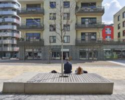 Sonnwendviertel Wien _YEWO LANDSCAPES___©_KURT HOERBST 2021