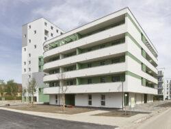 Wohnanlage Neu Leopoldau - Floridsdorf_g.o.y.a. & Freimueller Soellinger ___©_KURT HOERBST 2021