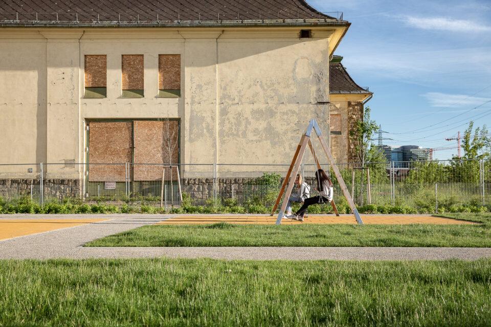 Leopoldau - 1211 Wien _YEWO LANDSCAPES___©_KURT HOERBST 2021