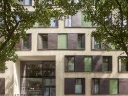 StudentInnenwohnheim Molkereigasse - Wien __ Baumschlager Hutter Partners___©_KURT HOERBST 2021