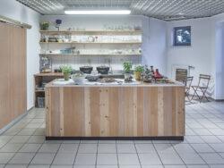 Über den Tellerrand / Linz- Base Habitat - Kunstuniversität Linz___©_KURT HOERBST 2021