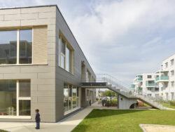 Kinderbetreuung Heliosallee - Linz Pichling - Archinauten___©_KURT HOERBST 2021