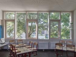 Waldschule Dr. Schober-Straße, 1130 Wien - Schluder Archtietkten, Strobl Bau____©_KURT HOERBST 2021