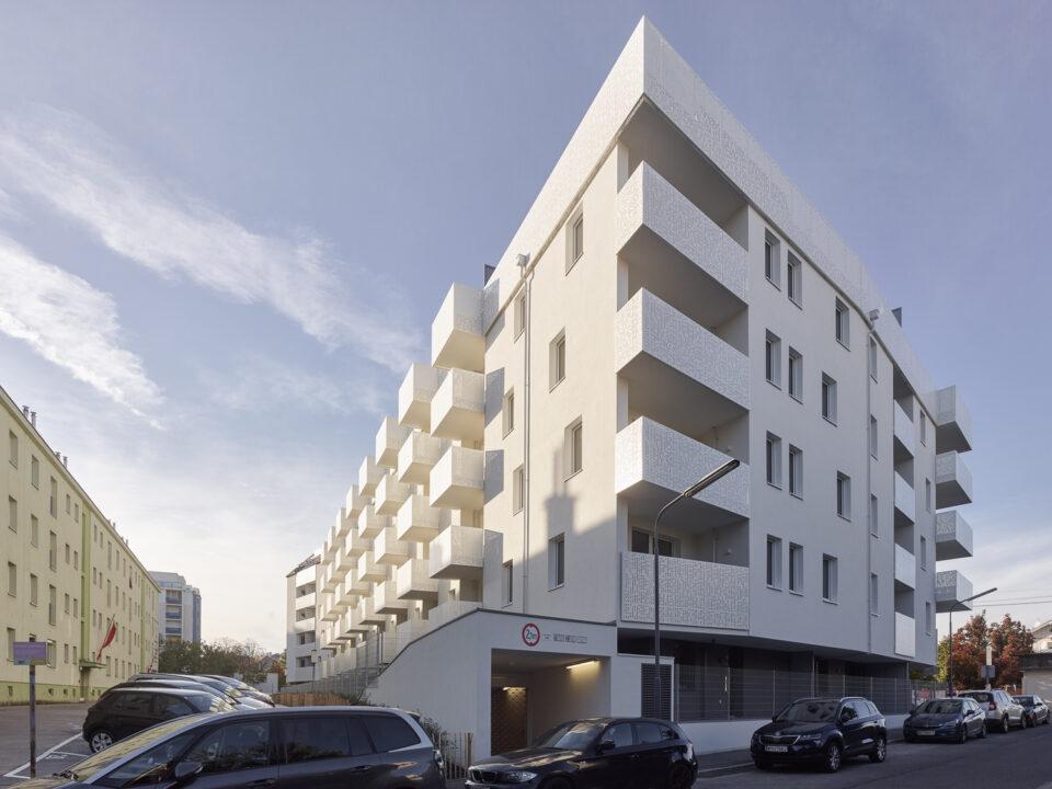 Wohnhausanlage Leopoldauer Straße 72 - 1210 Wien - WGA ZT___©_KURT HOERBST 2021